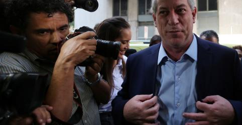 Ciro diz que Haddad não tem garra para enfrentar 'fenômeno protofascista' que ameaça o país