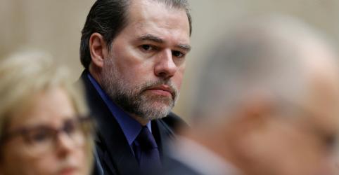 Dias Toffoli assume presidência do STF e defende 'pacto nacional' entre os Poderes