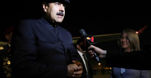 China diz estar disposta a ajudar Venezuela com todo apoio que puder