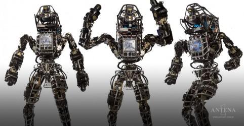 Robô é capaz de praticar parkour