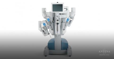 Placeholder - loading - Imagem da notícia Robô Da Vinci é aliado dos médicos