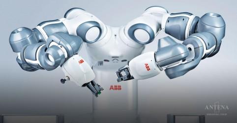 Placeholder - loading - Imagem da notícia Robô pode trabalhar junto ao ser humano