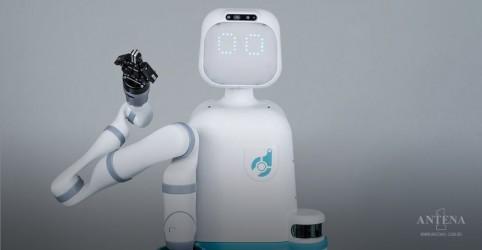 Robô ajuda enfermeiros nos Estados Unidos