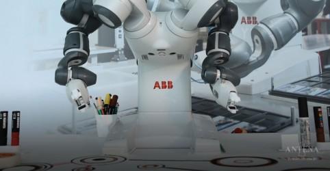 Daqui alguns anos, robôs poderão desempenhar mais funções do que os humanos