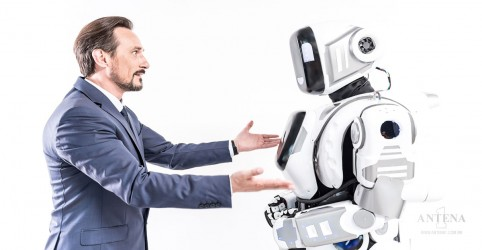 Robô pode escutar seus problemas e fornecer recomendações