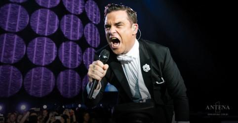 Robbie Williams fará show de abertura da Copa do Mundo