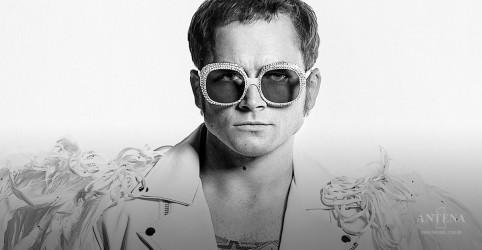 """Placeholder - loading - Imagem da notícia """"Rocketman"""" é interpretada por Taron Egerton em clipe"""