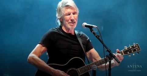 Placeholder - loading - Imagem da notícia Roger Waters participa de show de Nick Mason