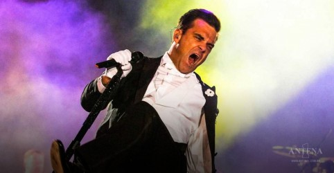 """Party Like a Russian"" não estará no setlist de Robbie Williams na Copa do Mundo"
