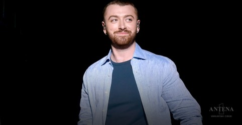 Sam Smith anuncia pausa de shows por problemas de saúde