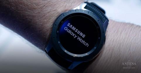 Placeholder - loading - Imagem da notícia Samsung apresenta novo relógio