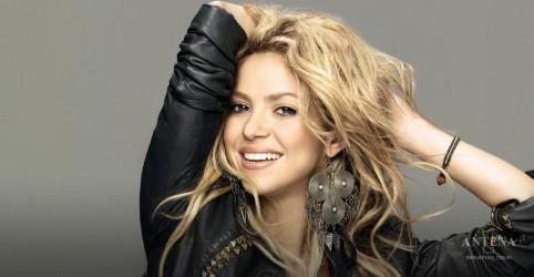 Shakira no Brasil em 2018