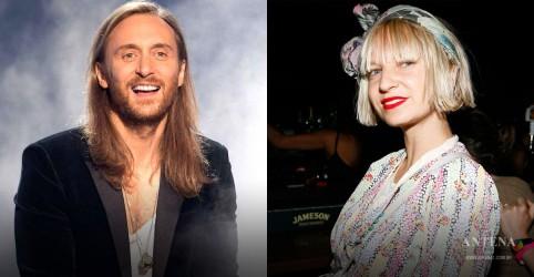 Placeholder - loading - Imagem da notícia Sia em nova faixa de David Guetta