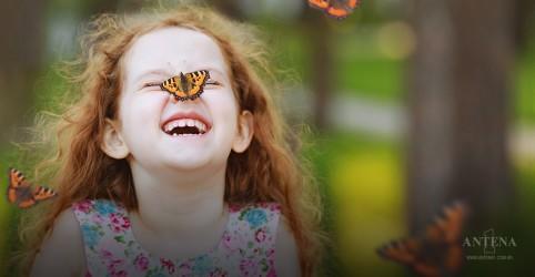 O que um sorriso pode significar?