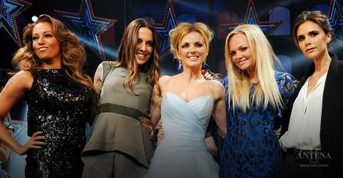 Mel B comenta sobre reunião das Spice Girls