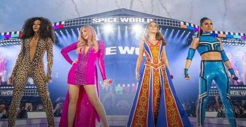 Spice Girls dão início à turnê de reencontro com grandes hits