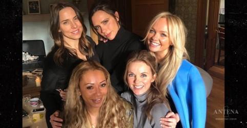 Spice Girls se reúne para falar sobre retorno aos palcos