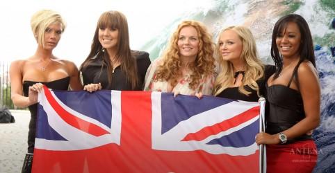 Spice Girls podem cantar no casamento do príncipe Harry