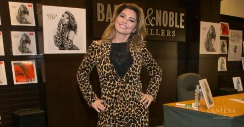 Placeholder - loading - Imagem da notícia Shania Twain anuncia show no Brasil