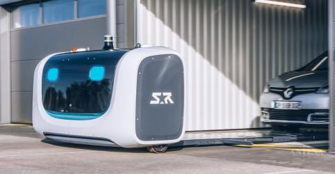 Placeholder - loading - Imagem da notícia Conheça Stan, robô que estaciona carros em aeroporto