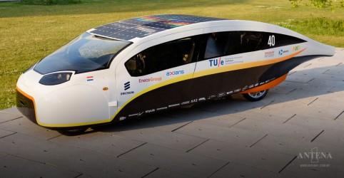 Placeholder - loading - Imagem da notícia Um veículo totalmente movido a energia solar