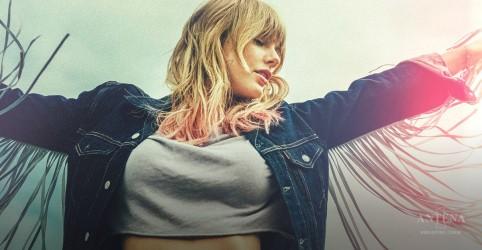 Placeholder - loading - Imagem da notícia Taylor Swift no topo da Billboard Hot 100