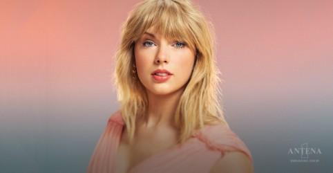 Taylor Swift vem ao Brasil em 2020