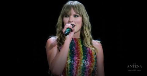Placeholder - loading - Imagem da notícia Filme com Taylor Swift ganha data de estreia