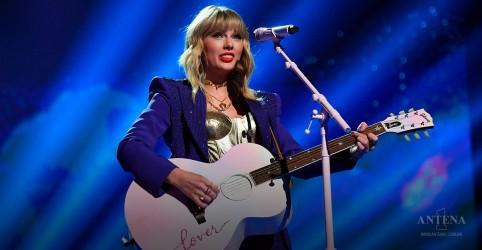 Agora é oficial: Taylor Swift vai se apresentar no Brasil em 2020