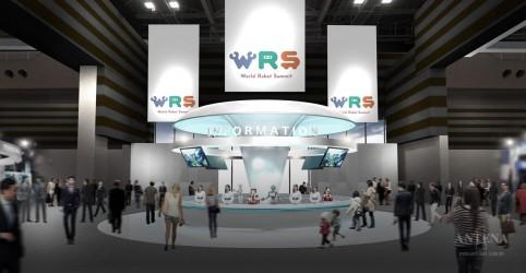 Placeholder - loading - Imagem da notícia Veja mais sobre a maior feira mundial de robôs
