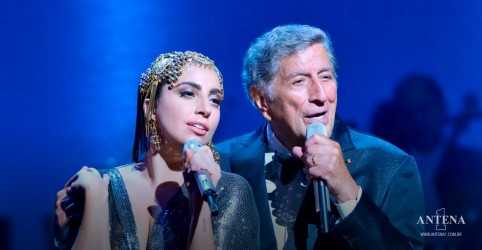 Placeholder - loading - Imagem da notícia Lady Gaga e Tony Bennett compartilham novo vídeo de I Get a Kick Out of You