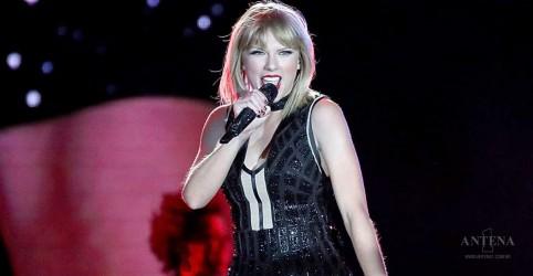 Taylor Swift fará shows em dezembro