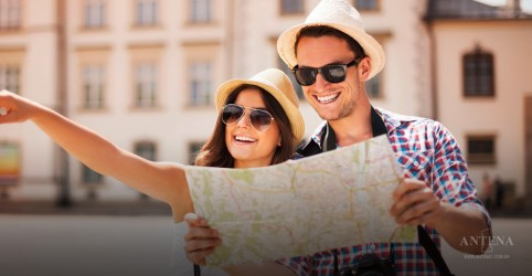 Placeholder - loading - Imagem da notícia Turista brasileiro é o que mais sabe se virar