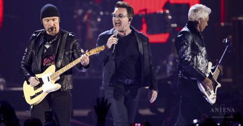 U2 envia carta misteriosa aos fãs