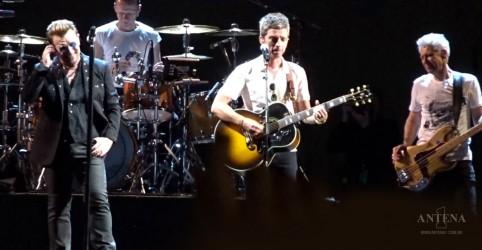 Noel Gallagher e U2 prestam homenagem às vítimas de Manchester