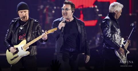 Placeholder - loading - Imagem da notícia Ingressos para show de U2 à venda