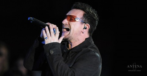 Placeholder - loading - U2 emplaca o topo da parada da Billboard
