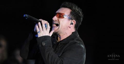 Placeholder - loading - Imagem da notícia U2 emplaca o topo da parada da Billboard