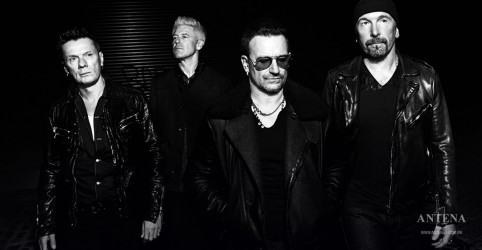 Confira lyric video de nova canção do U2