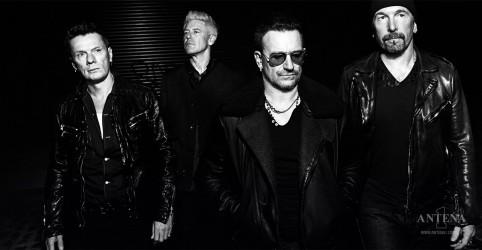 """""""The Blackout"""" é a nova canção do U2; ouça"""