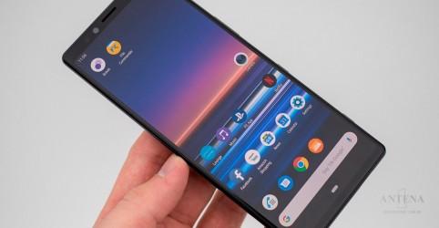 Placeholder - loading - Imagem da notícia Smartphone com tela de estilo cinematográfico da Sony
