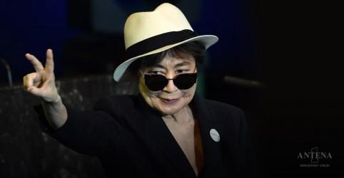 Placeholder - loading - Imagem da notícia Warzone é o novo álbum de Yoko Ono