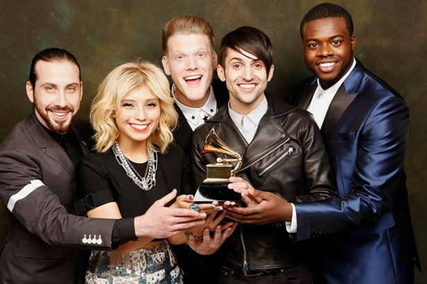 Placeholder - loading - Pentatonix faz cover com hits de Michael Jackson
