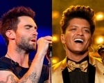 Maroon 5 e Bruno Mars permanecem no topo da Billboard Hot 100 Background