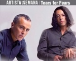Tears for Fears é o Artista da Semana Background