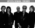 Foreigner é o Artista da Semana! Background