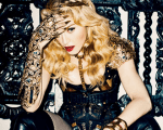 Madonna divulga parceria com Nicki Minaj Background