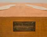 MAM inaugura exposição de Piero Manzoni Background