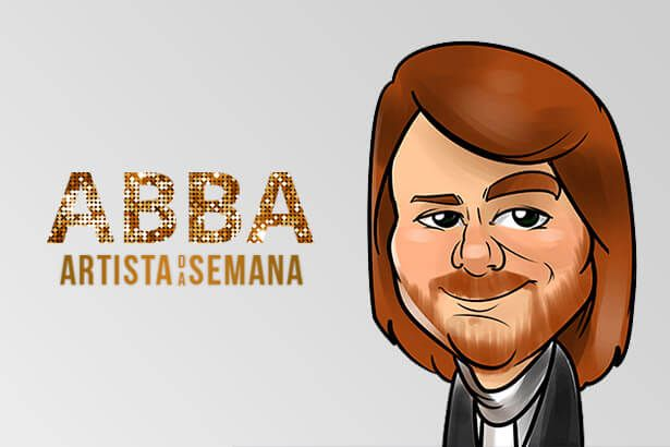 ABBA é o Artista da Semana Background
