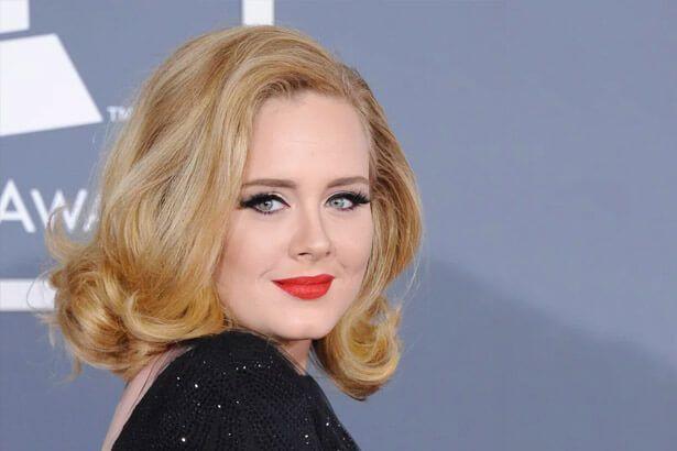 Placeholder - loading - Com disco em streaming, Adele pode voltar ao topo das paradas Background